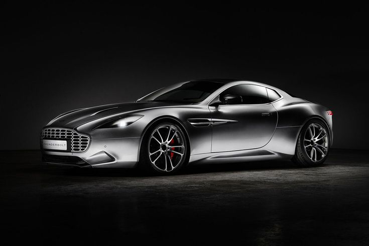 Thunderbolt : l'Aston Martin Vanquish réinterprétée par Henrik Fisker