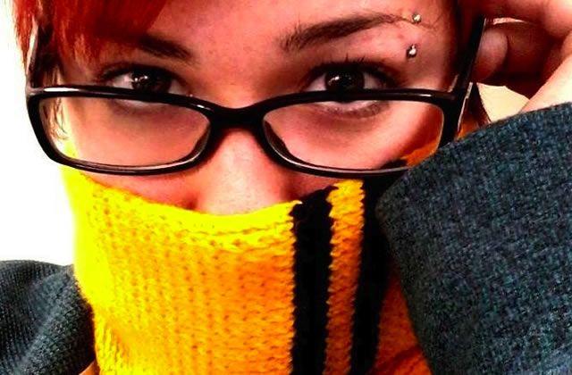 Une écharpe Harry Potter, c'est parfait pour l'hiver : voici un tuto pour tricoter la vôtre !