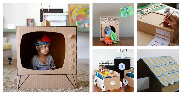 M s de 1000 ideas sobre cajas de juguetes en pinterest - Cajas para organizar juguetes ...
