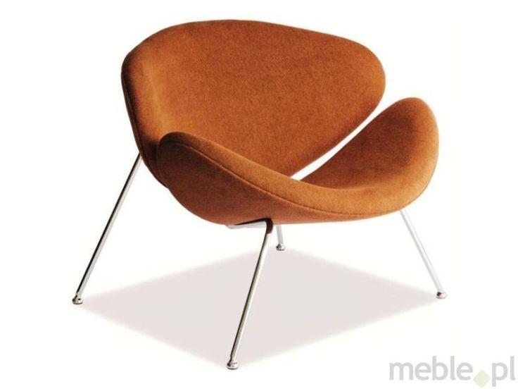 Nowoczesny fotel MAJOR (tkanina), Signal - Meble