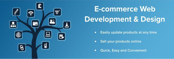 E-commerce web development & Design