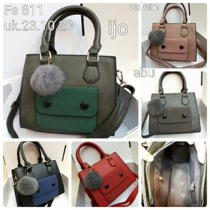 Tas Fashion 7001 23x10x20 180rb