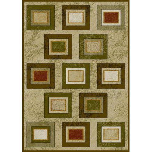 carpet art deco natural square contemporary area rugs wisdom 5x8 act rug ideas pinterest. Black Bedroom Furniture Sets. Home Design Ideas