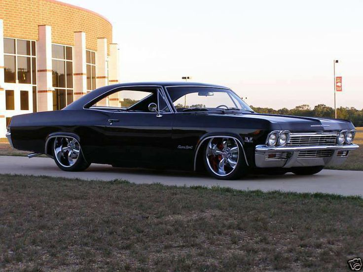 Chevy Impala Ss 1965 Fast And Bagged Pinterest Chevy