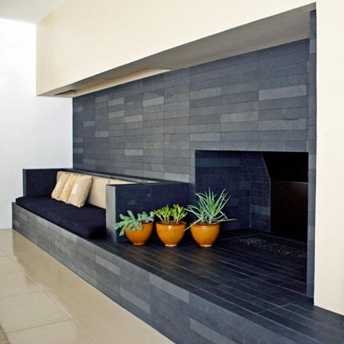 Alpentile: Fireplaces Take Center Stage in 2012! Modern Basalt ...