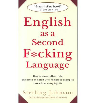 In English, swearing is essential to effective communication. Whether one wants to succeed in business, school, or social circles, a strong command of unprintable language is absolutely necessary. Employing a helpful