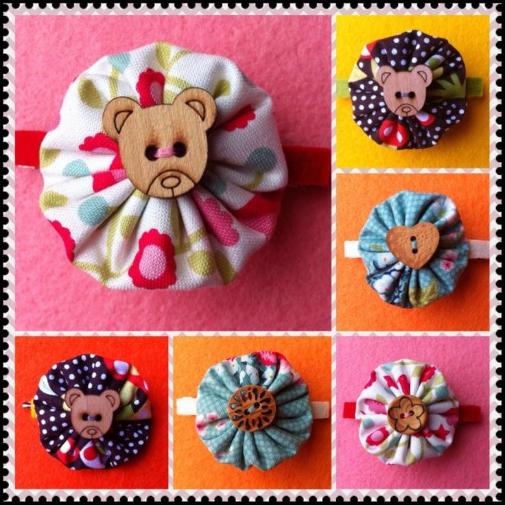 Yoyo maker hairpins