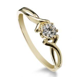 Inel de logodna cu diamant DR153-7Y-021H140