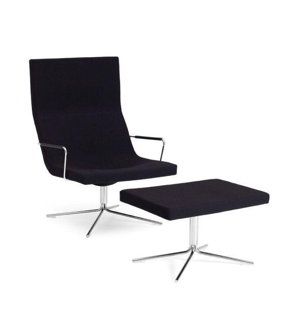 Office Bond High Chair at Crema Design