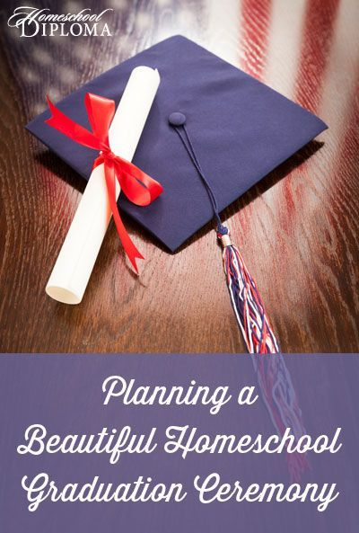 Planning a Beautiful Homeschool Graduation Ceremony    Designing a memorable and meaningful homeschool graduation ceremony is a simple...