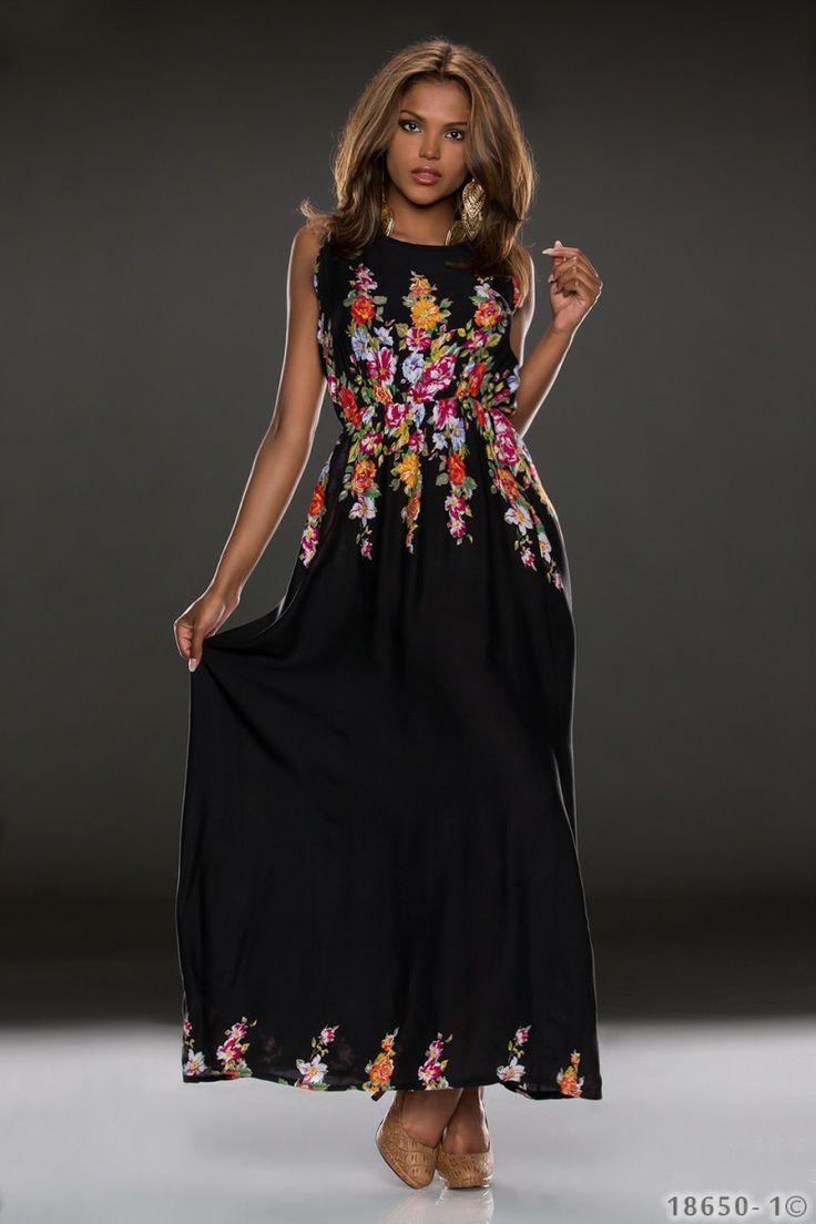 Sommerkleider lang online kaufen