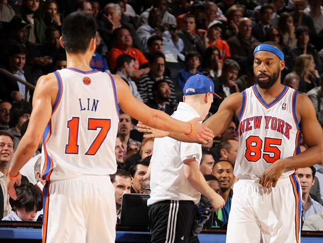 A new Knicks coach might mean less Jeremy Lin, and more Baron Davis