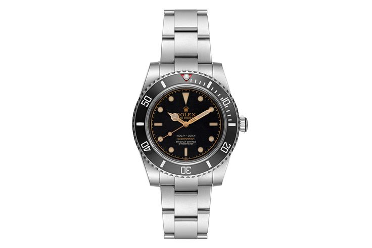 The Bamford Heritage Submariner is inspired by the Rolex Submariner 6538 Non Date, while the Bamford MilSub is a nod to the Military Submariner 5517.
