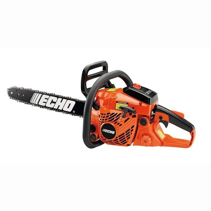 ECHO 16 in. 36.3cc Gas Chainsaw