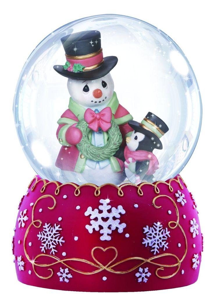 Snowman Snow Globes | Christmas Wikii