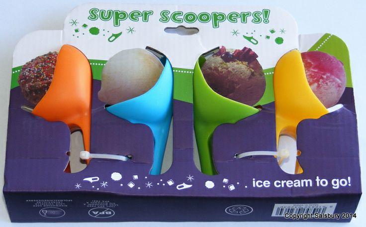 Super Scooper Ice Cream Scoops the kids love them!
