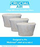 3 Holmes Humidifier Wick Filter Fits Holmes HWF-65 & H65-C by Think Crucial