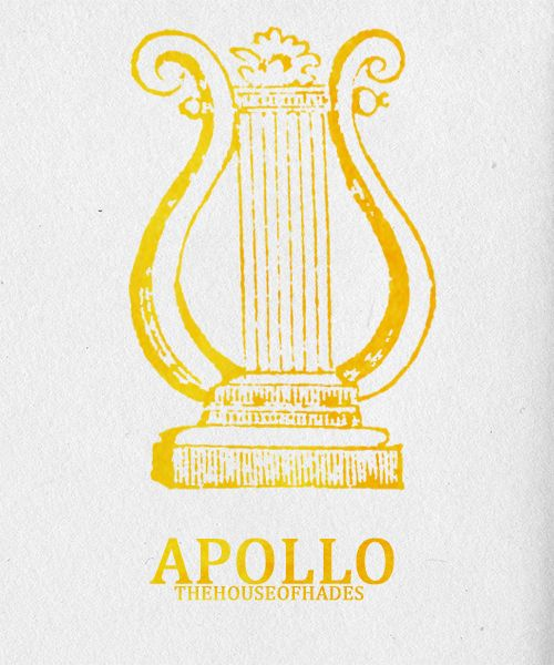 apollo god of the sun symbol