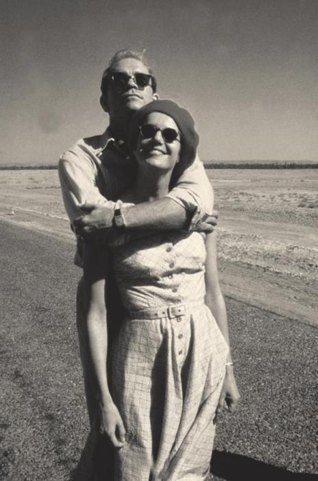 Debra Winger & John Malkovich -  The Sheltering Sky  1989