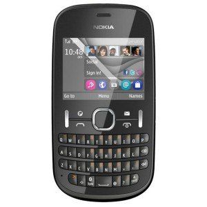 #Nokia Asha 201 is ideal for young consumers who wish to stay socially connected, are price conscious, and like listening to music. The Nokia Asha 201 has great ...