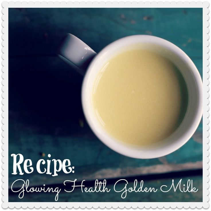 This golden milk recipe will be your go-to for health remedies | GaiamTV