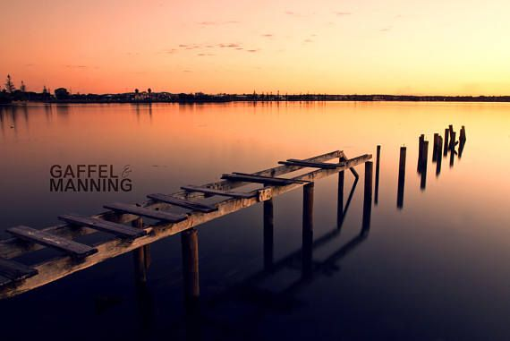 Landscape Photography // Sunset Bay Fine Art Photography