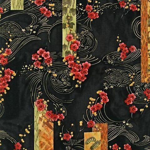 Robert Kaufman - Oriental Traditions 7 ETJM-9507-199 ANTIQUE