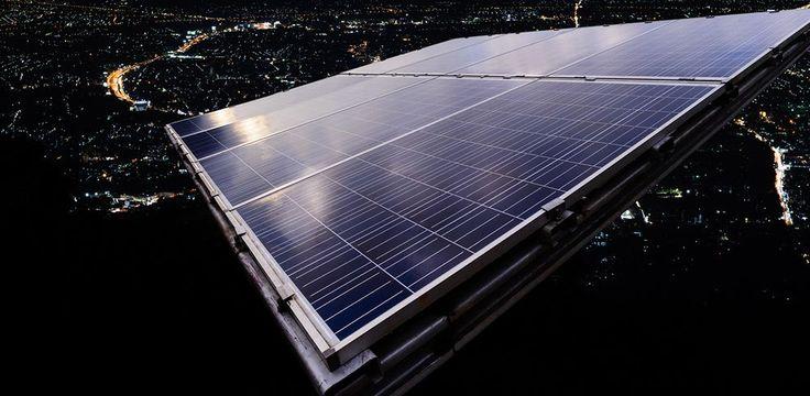 Les panneaux solaires futurs produiront aussi la nuit