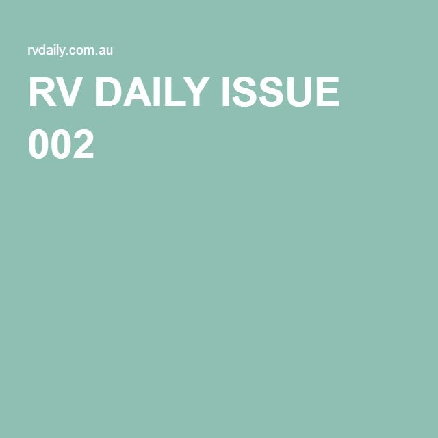 RV DAILY ISSUE 002