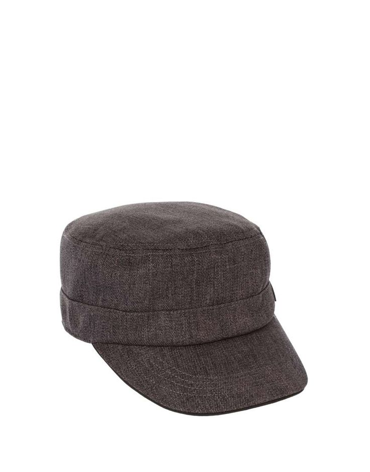 Fred Perry Military Cap | military inspired menswear | mens hat | mens cap | menswear | mens style | mens fashion | wantering http://www.wantering.com/mens-clothing-item/fred-perry-military-cap/adiH6/