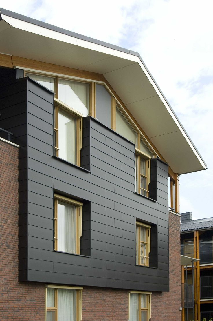 Individual Housing Rozengaard | Trespa