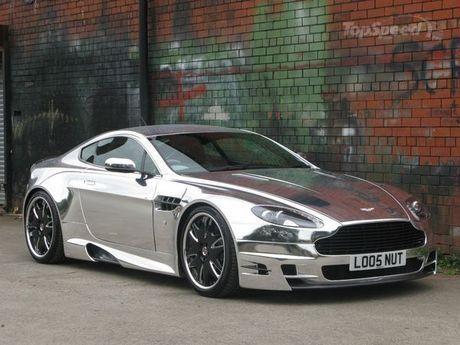 Aston Martin - Chrome