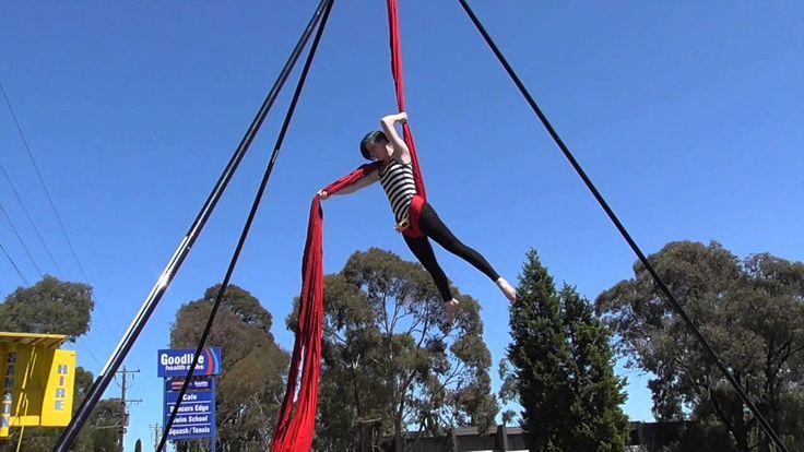 RUCCIS Circus Portable aerial rig