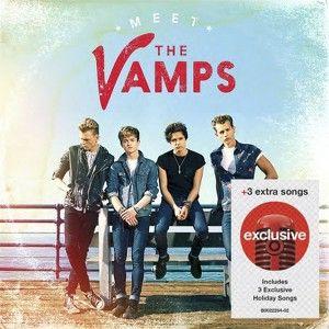 The Vamps- Meet The Vamps album
