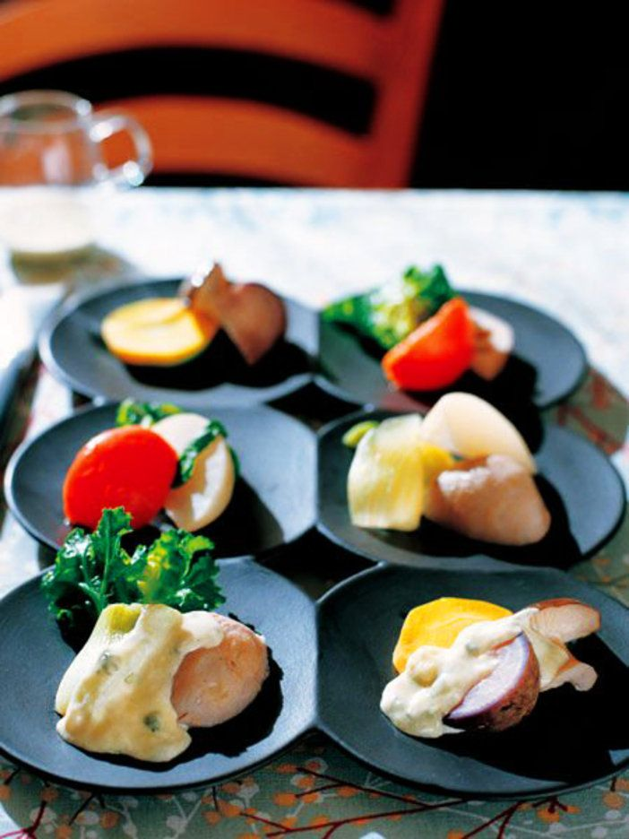 おいしい野菜が手に入ったら、ぜひ試したいのがこんなシンプルな料理。|『ELLE gourmet(エル・グルメ)』はおしゃれで簡単なレシピが満載!