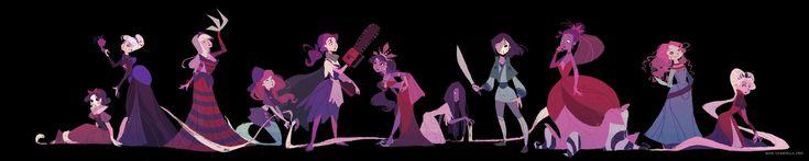 Horror Princess by nna on deviantART