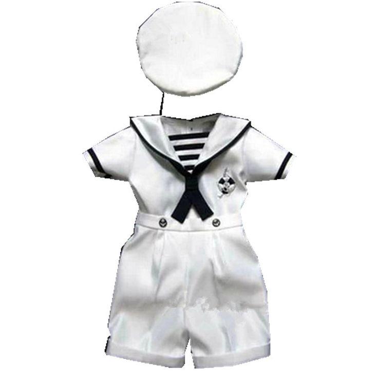 navy dress for girls baby girl clothes set girls cotton suit 2 pcs boy sailor cloth suit white