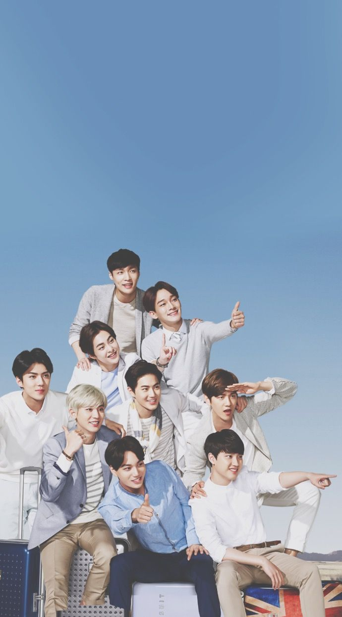 These 9 Boys Are Enough To Make EXO-Ls Happy