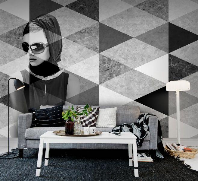 wallpaper from Rebel Walls, Synopsis #rebelwalls #wallpaper #wallmurals