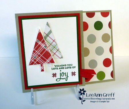Lots of Joy Gift Card Holder