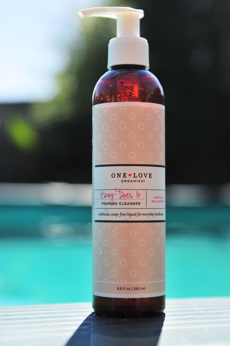 One Love Organics - Easy does it Foaming cleanser