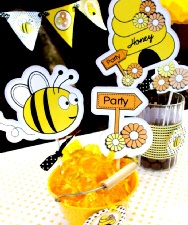 163 Best Honey Bee Party Images On Pinterest