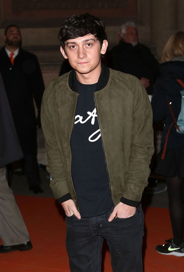 Craig Roberts. Cool jacket #casual