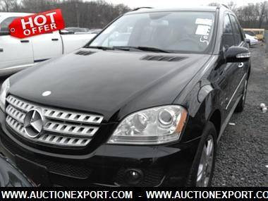 2008 Mercedes-Benz ML350 SUV $ 7,600