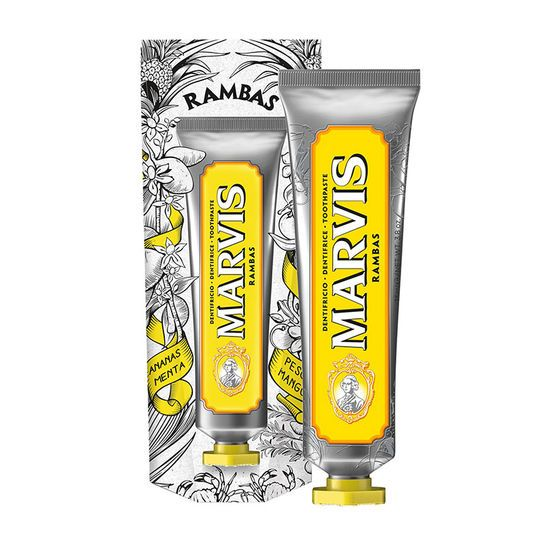 Discover Marvis Wonders Of The World Peach & Pineapple Toothpaste from Fragrance Direct. Shop top brand name fragrances and skin care products at a great price.