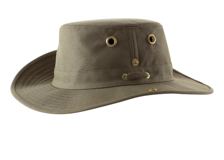 "Special: Free First Class Mail shipping when you order any Tilley hat. Enter coupon code ""TILLEYHATFREESHIP"" while checking out.Probably the most popular Tilley  Hat, the T3 was made originally as a sailing hat. Designed with a medium-sized brim, you can snap it up Aussie style, or leave it unsnapped for full protection from the elements. Solid Navy and Khaki with olive underbrim are available by Special Order (send email). A lifetime investment in sun protection and good looks. T"
