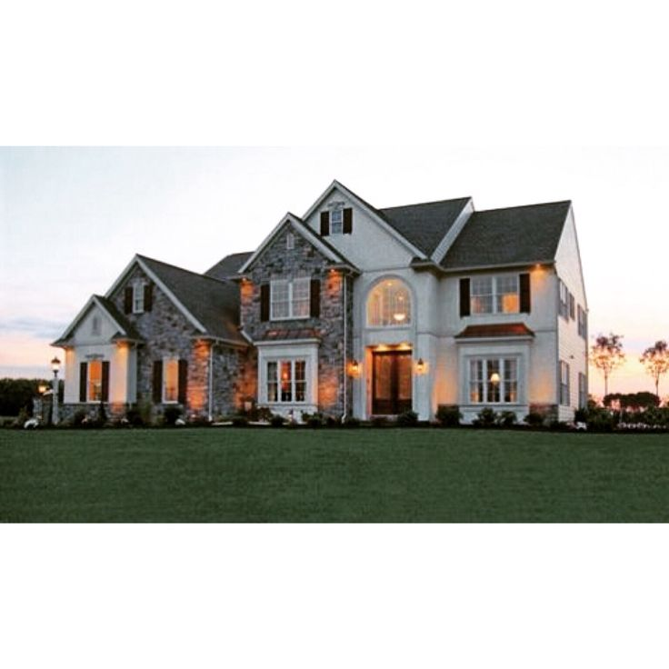 1000 Ideas About Big Houses Exterior On Pinterest Big
