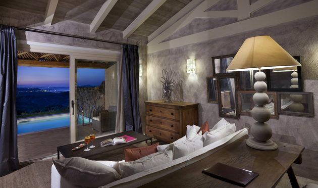 Petra Segreta Resort, Sardinia