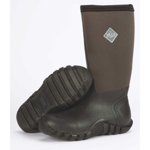 The Original Muck Boot Company Neoprene Boots for men or women -- neoprene and rubber