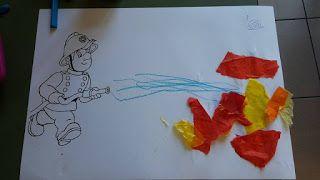 Welkom in de uiltjesklas! : Thema Brandweer!